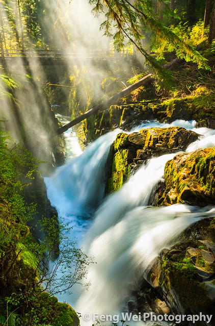 Sol Duc Falls Olympic National Park Flickr Photo Sharing