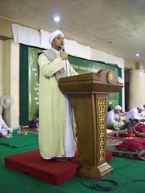Tabligh Akbar Muharram 1432H