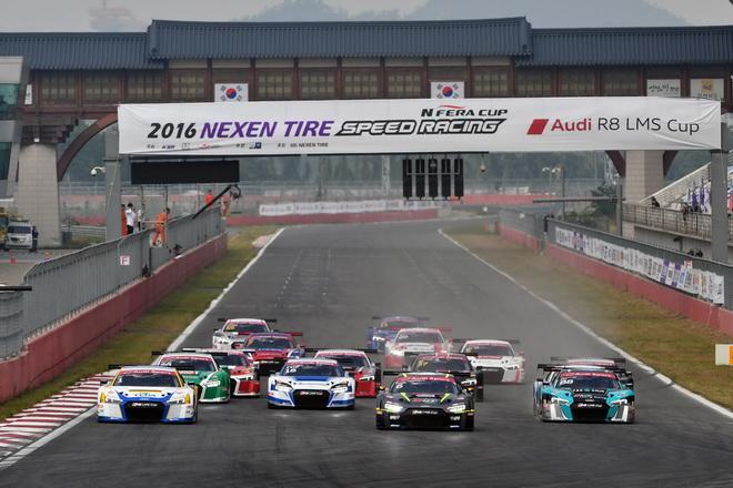 2016 Audi R8 LMS Cup