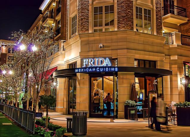 Frida Mexican Restaurant Menu Memphis Tn