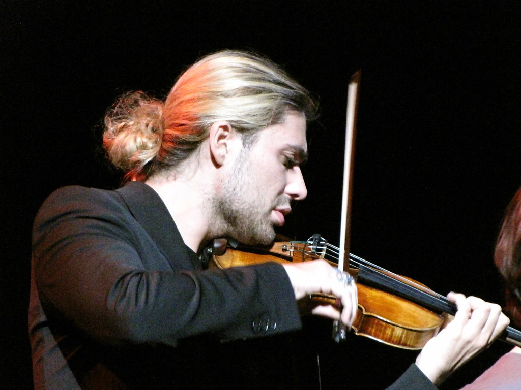 david garrett  world