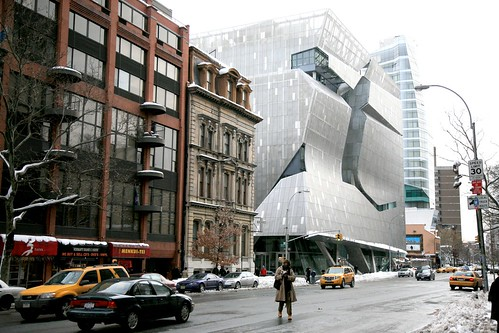 New York City, East Village, 41 Cooper Square, Cooper Union New Academic Building, 2009 | by (vincent desjardins)