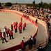 The Band at the Bullfight, St. Remy, Provence