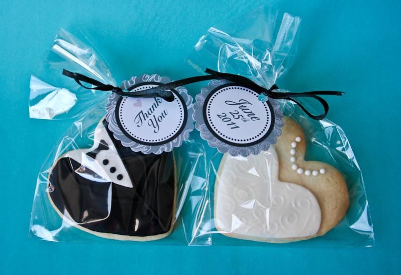 Bride & Groom Sugar Cookies | Krista | Flickr
