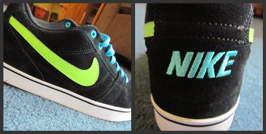 New Nike Shoes No Laces