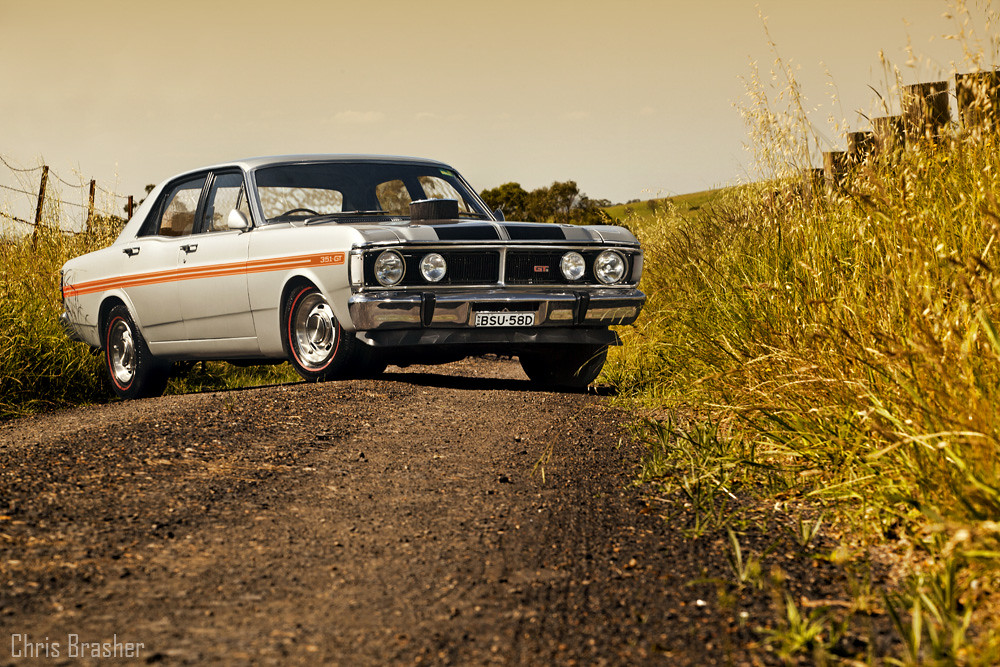 Xy Gt Falcon Chris Brasher Flickr