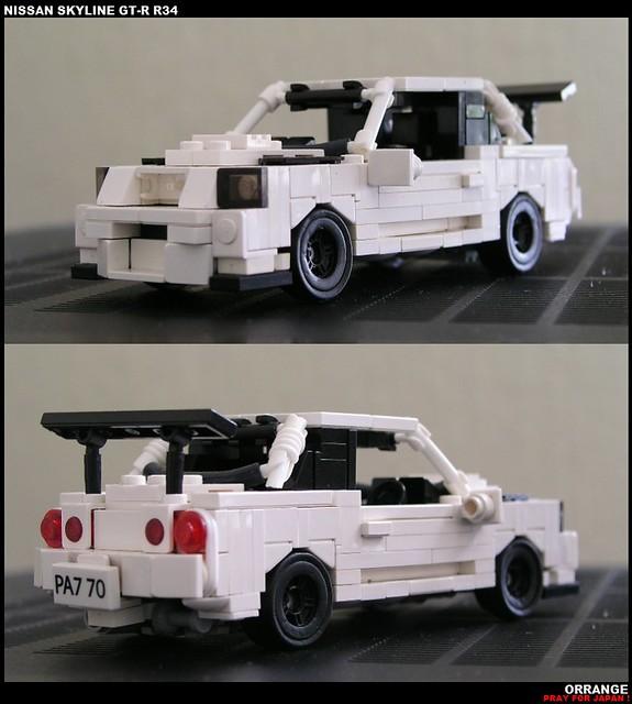 LEGO Cars & Bikes - an album on Flickr