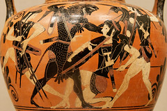 5. Héraklès contre les Amazones
