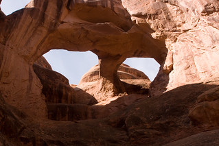 Skull Arch - Arches National Park | by D Apollo