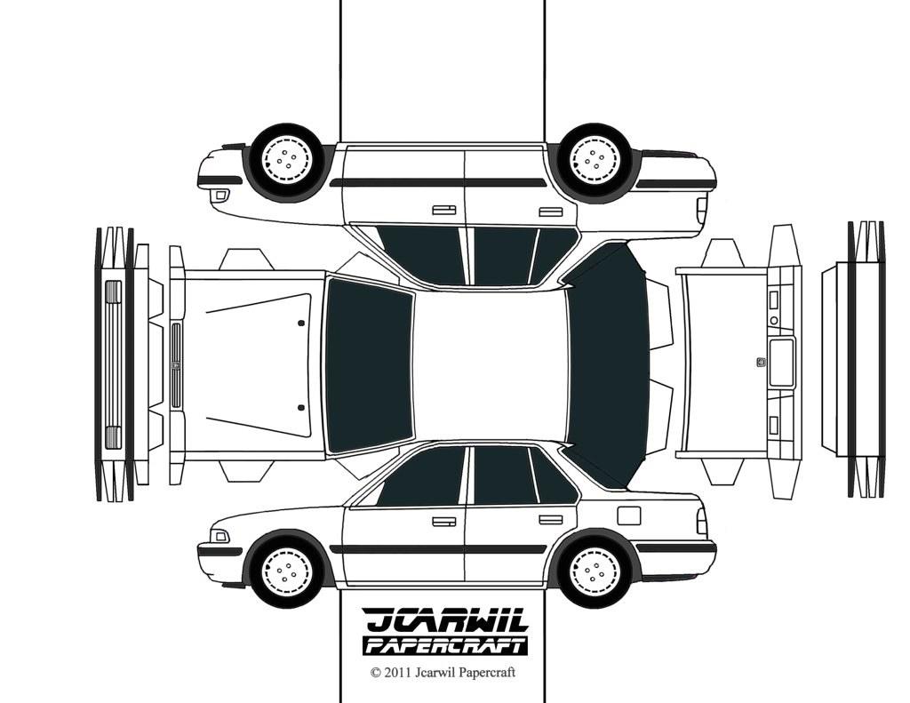 Race Car Templets