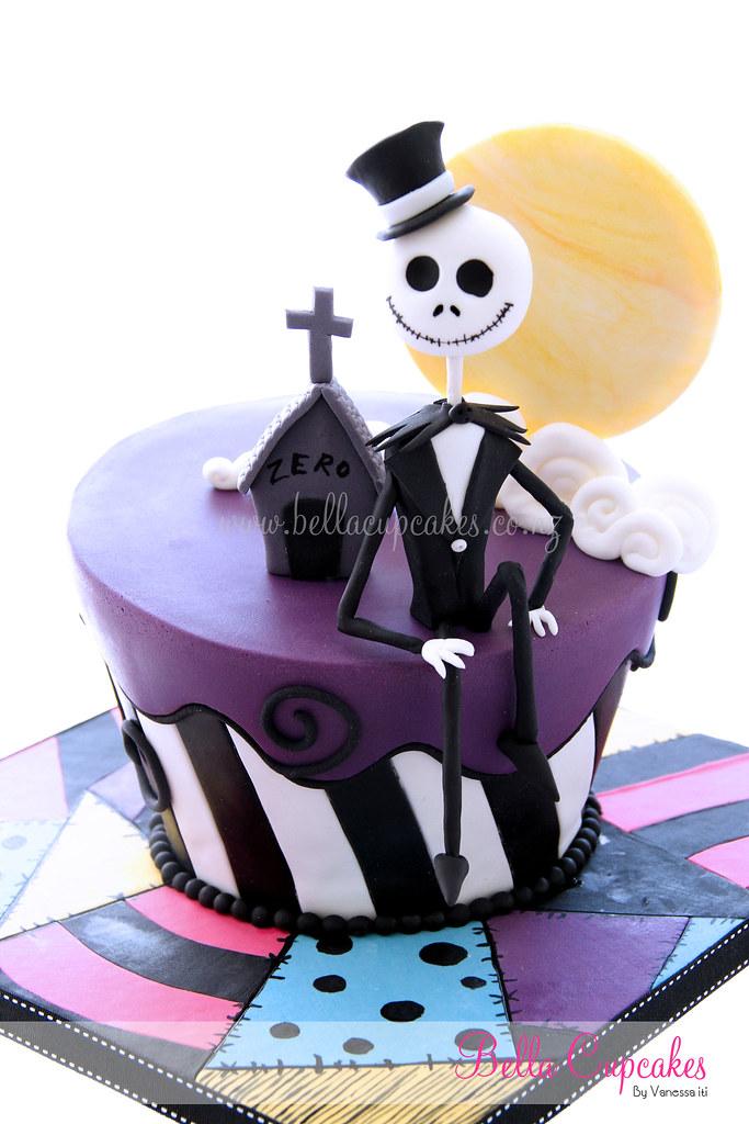 Jack Skellington Cake Pan