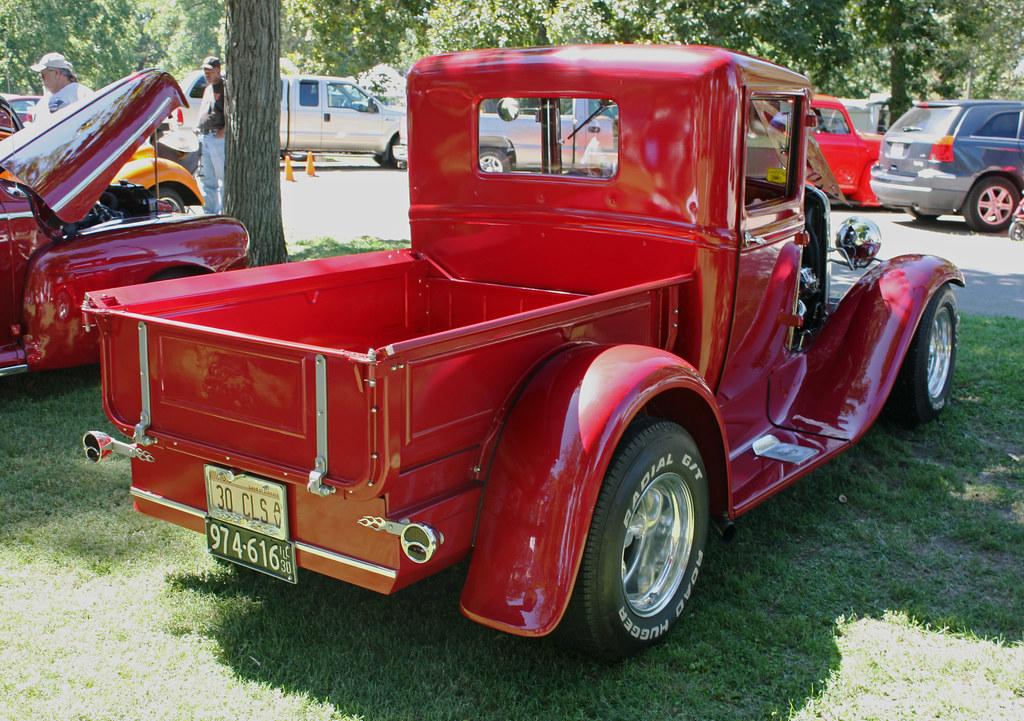 1930 ford model a pickup truck street rod 6 of 7 flickr. Black Bedroom Furniture Sets. Home Design Ideas