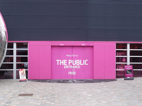 The Public, West Bromwich - Welcome to The Public Entrance Free | by ell brown