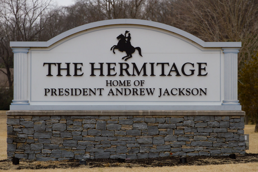 Andrew Jackson 39 S Hermitage Nashville Tennessee The Herm Flickr