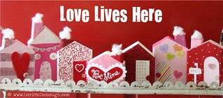valentines village | by Lori McDonough