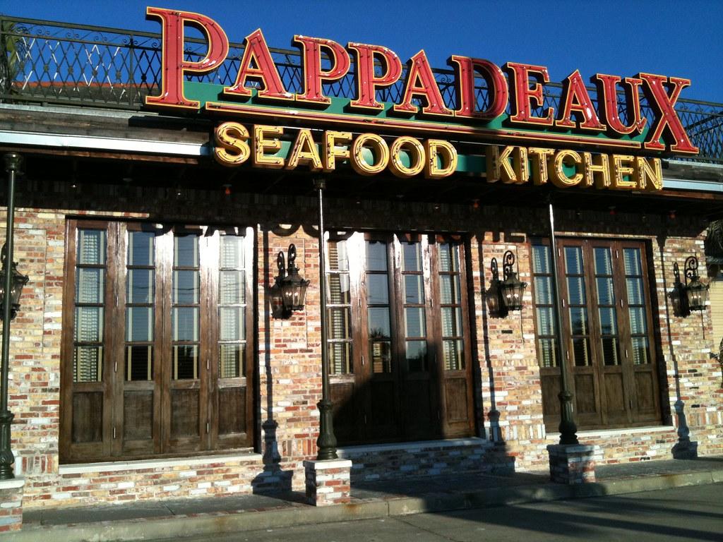Pappadeaux Seafood Kitchen Marietta Ga Menu