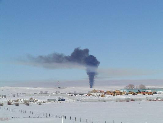 Natural Gas Flaring And Venting