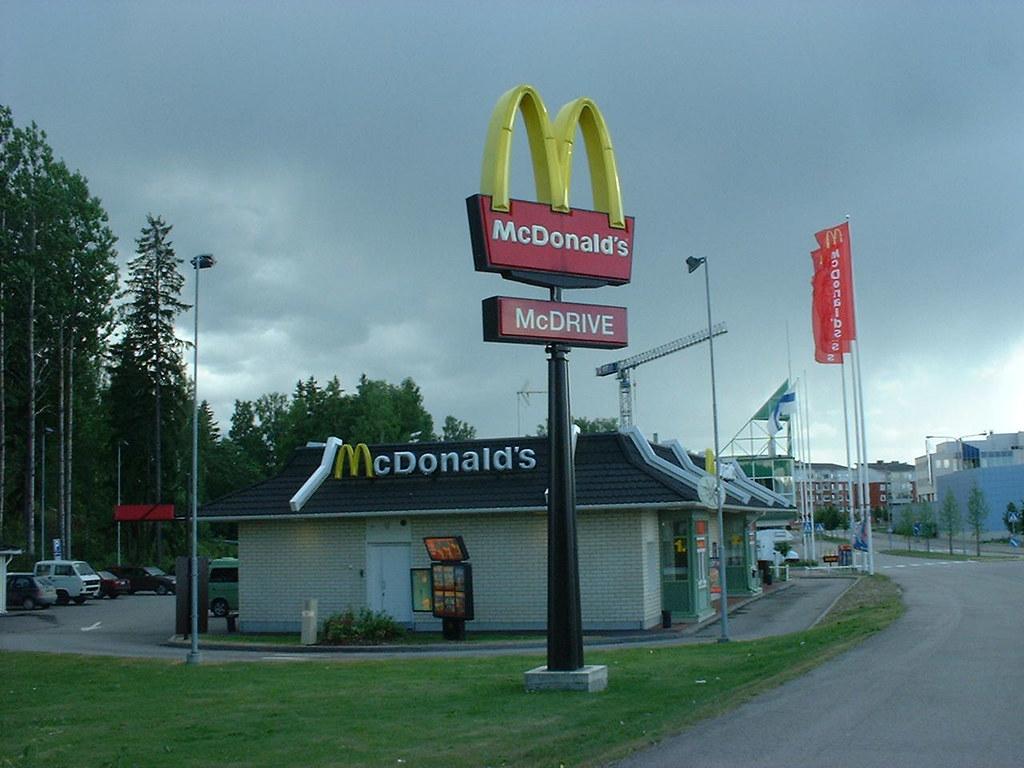 McDonald's Mikkeli Graaninte (Finland) | PHOTO UPLOADED FROM… | Flickr