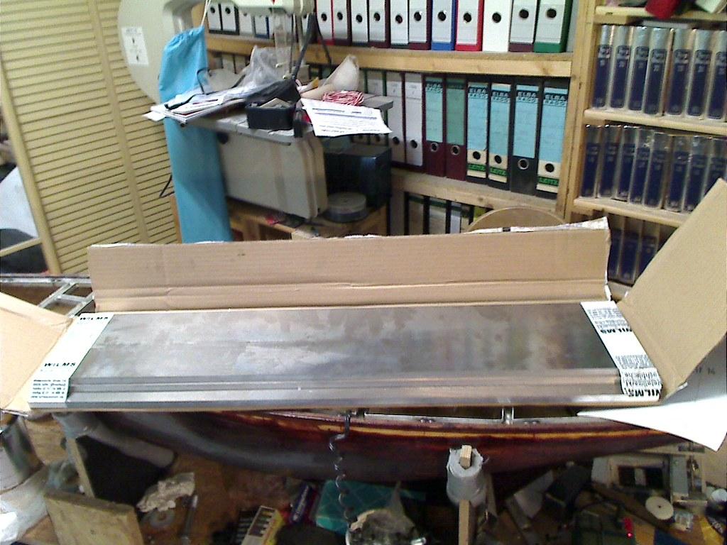 Building my Sailboat Carina from scratch 5458335578_e11cfe094e_b