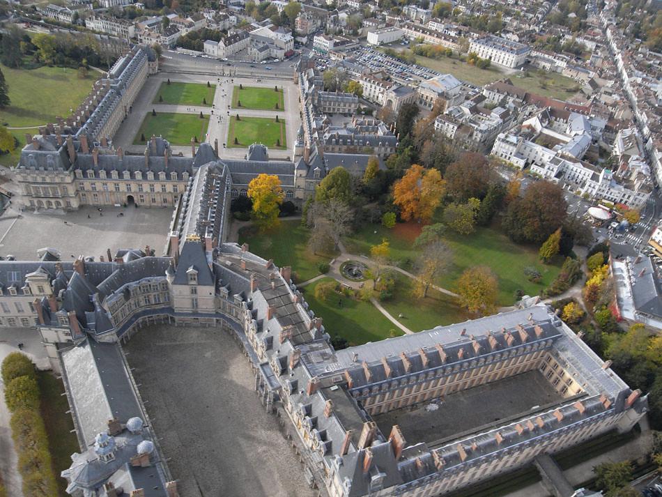 fontainebleau castle france kite aerial photography of f flickr. Black Bedroom Furniture Sets. Home Design Ideas