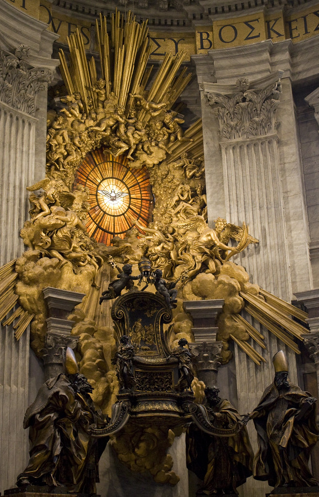 The Chair Of St Peter Quot Dear Brothers And Sisters In The