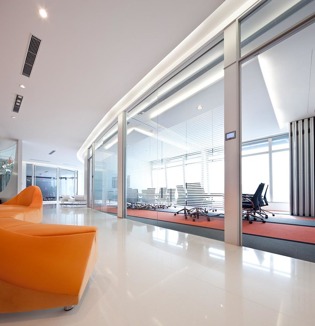 Ultra Modern Office - Meeting rooms | Flickr - Photo Sharing!