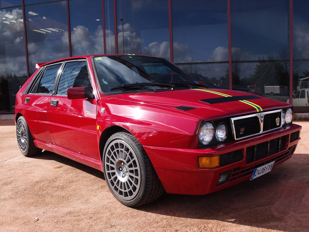 1994 lancia delta hf integrale evoluzione ii edizione fina flickr. Black Bedroom Furniture Sets. Home Design Ideas