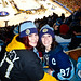 Me & my sis at the Winter Classic. Happy New Year!