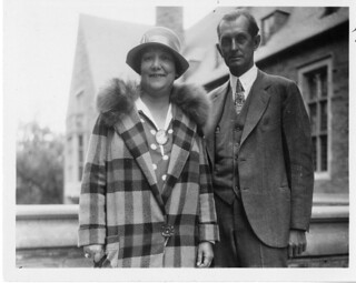(left to right): Otto Emery Jennings (1877-1964) and Grace Emma Kinzer Jennings (d. 1957) | by Smithsonian Institution