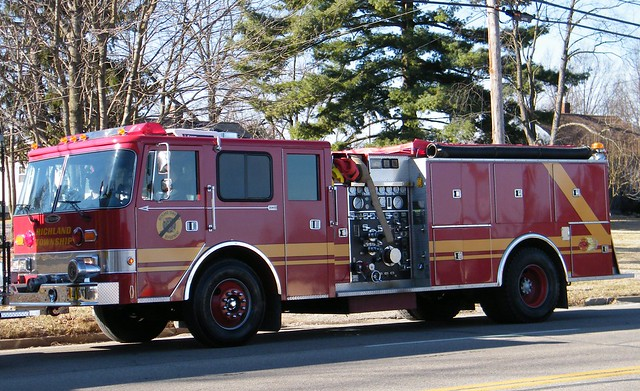 Ohio Fire Departments