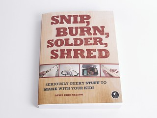 Snip, Burn, Solder, Shred | by 1lenore