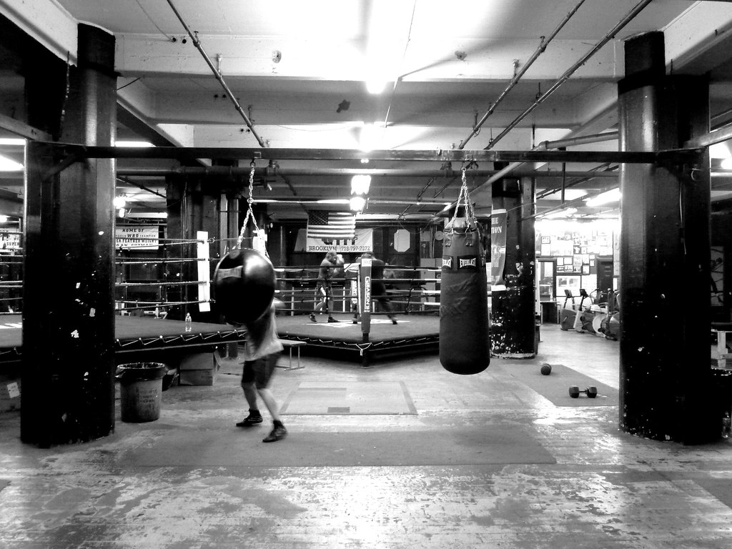 Gleason's Gym, Brooklyn, NYC | Reporter d'ailleurs | Flickr