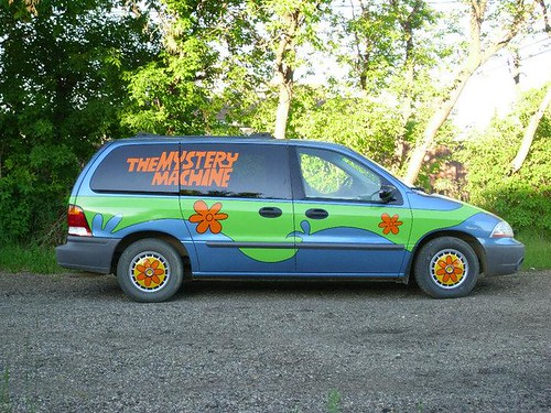 Scooby Doo Mystery Machine Flickr Photo Sharing