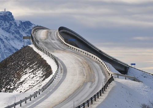 "Atlanterhavsveien - ""The Atlantic Road"" 