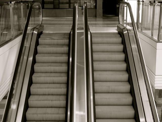 Nordstrom Escalators