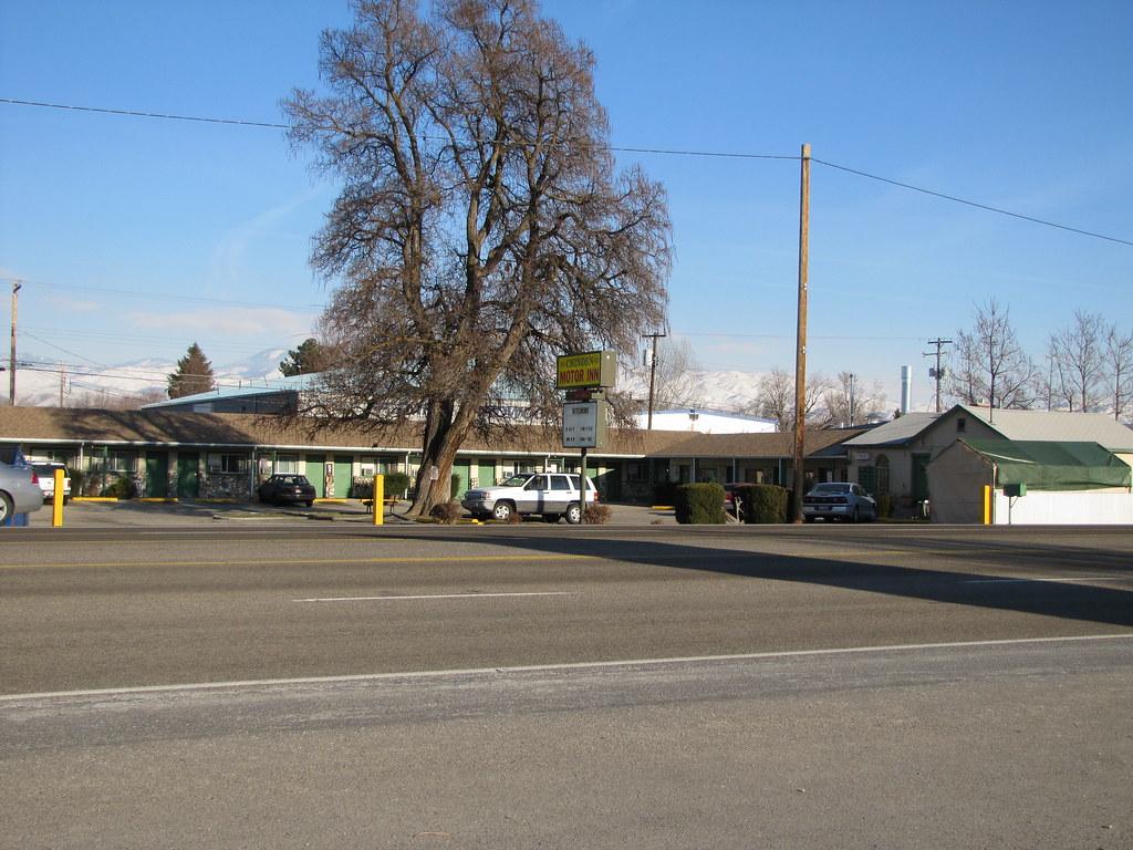 Chinden Motor Inn Garden City Idaho Built 1930 Bitsy