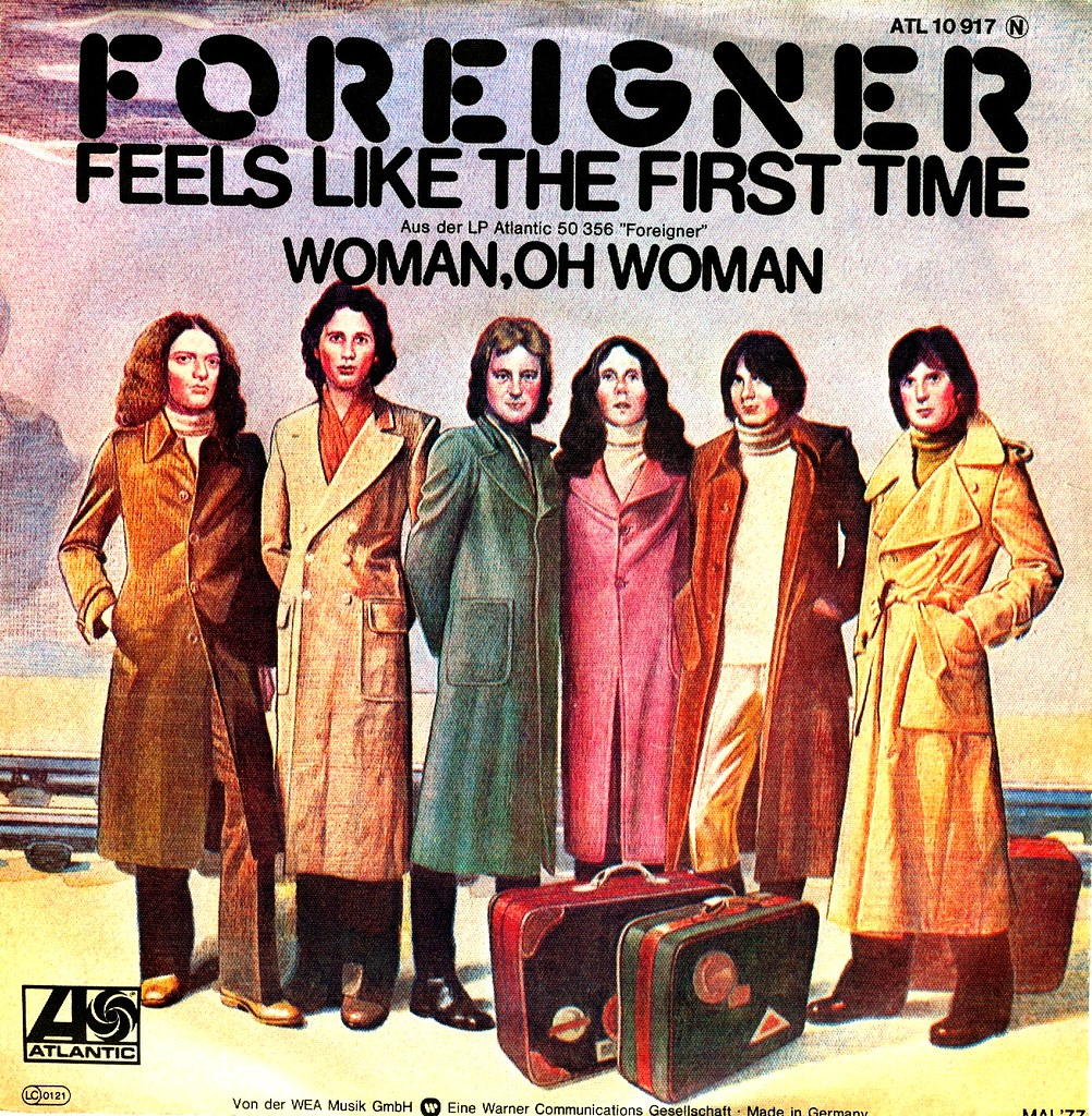Foreigner - Fee... Feels Like