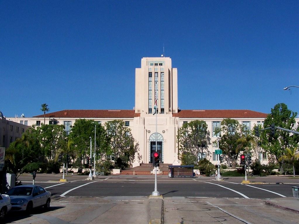 San Diego City Hall | San Diego, California | J. Stephen ...