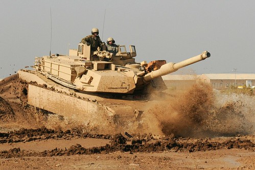 Tank training | by The U.S. Army