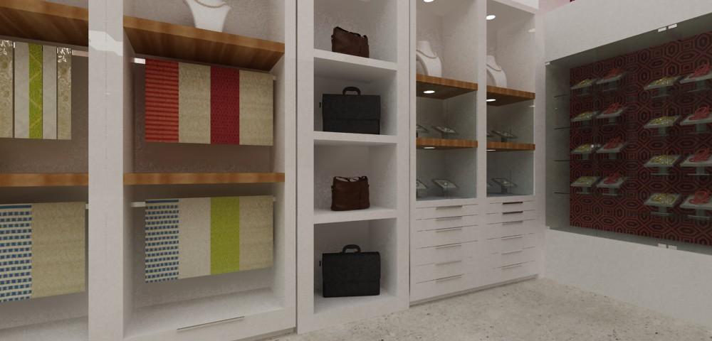 Mobiliario para exhibicion y venta de accesorios bolsos for Comprar muebles de diseno