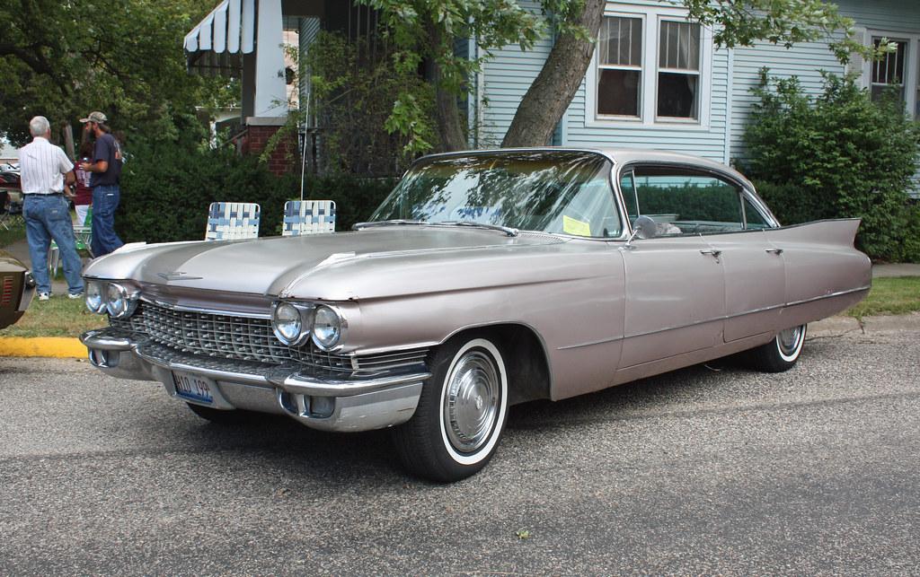 1960 Cadillac Sedan de Ville 4-Door Hardtop (4 of 8) | Flickr