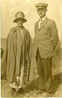 Herbert Spencer Jennings (1868-1947) and his wife | by Smithsonian Institution