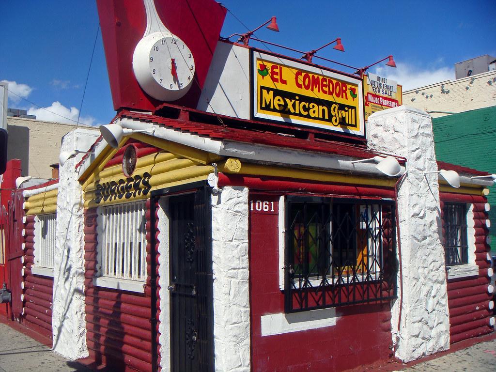 Tony S Mexican Food Point Loma