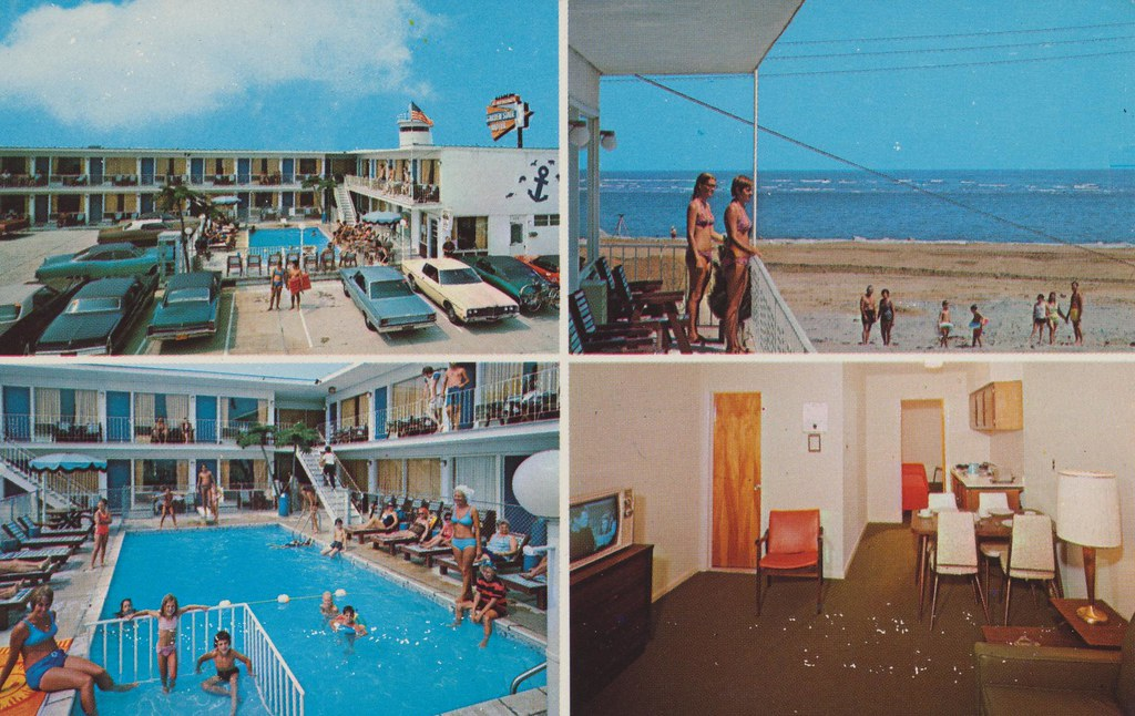 Garden State Motel And Apts North Wildwood New Jersey