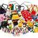 Pikmin in LEGO