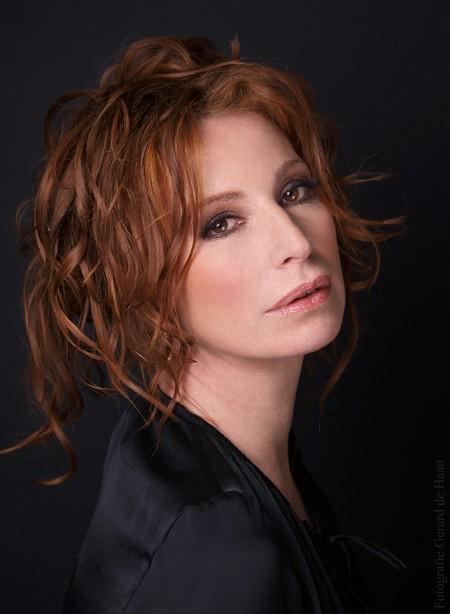 Marian Mudder...dutch actor/writer...make-up and hair by G ...