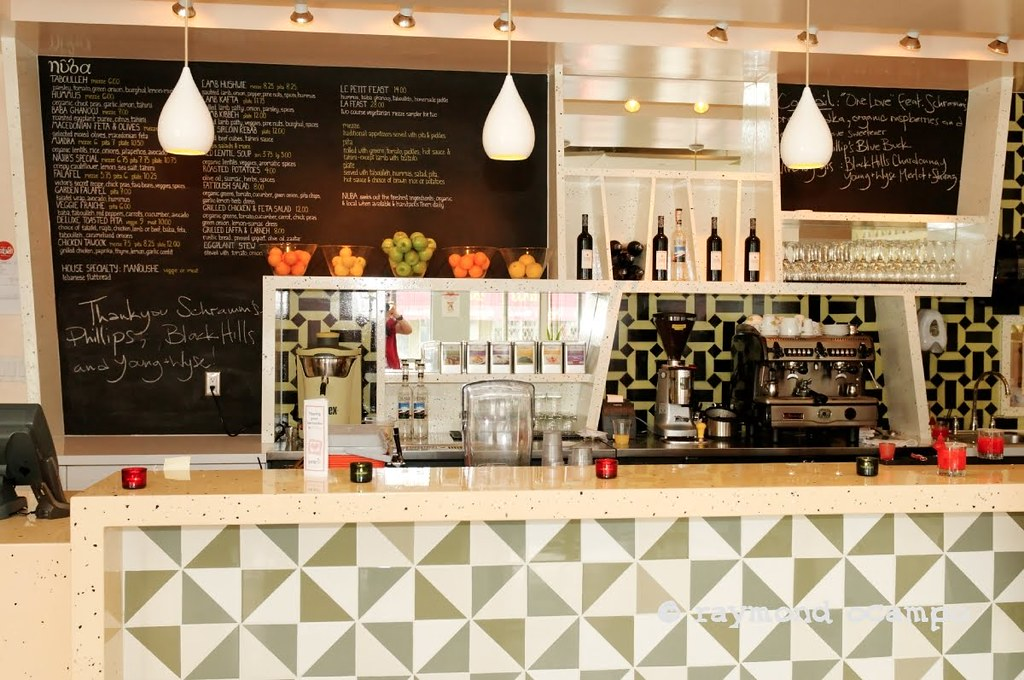 cafe counter design and chalkboard | morefunthanyou | Flickr