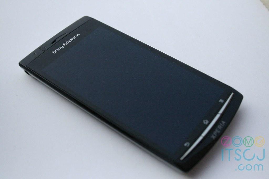 Sony Ericsson Xperia Arc Review