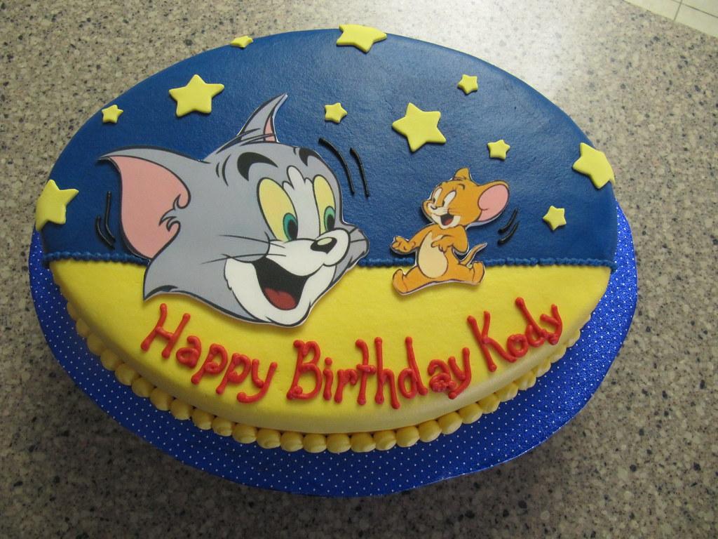 Tom And Jerry Cake Pan