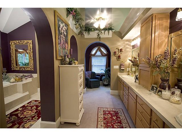 six million dollar home bathroom atlanta terry